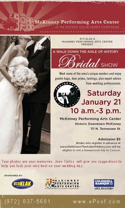 Bridal Show MPAC McKinney Texas by Juan Carlos of Entertainment Photos epoof