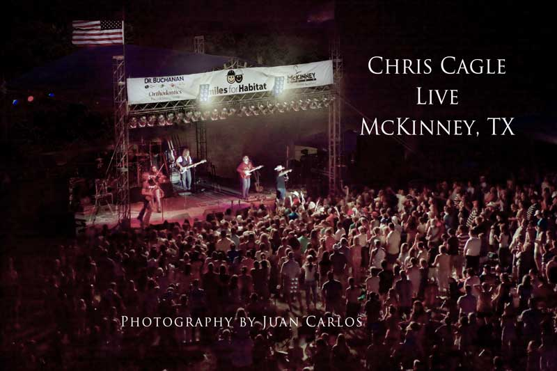 Chris Cagle concert live photos by Juan Carlos of Entertainment Photos 2009