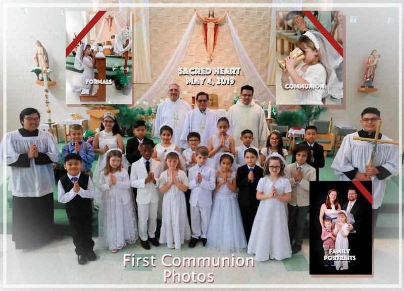Sacred Heart First Communion Photos 5419 by juan carlos of Entertainment Photos epoof