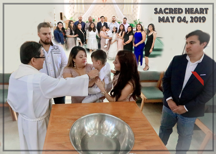 Sacred Heart Baptism photos by juan carlos of Entertainment Photos epoof