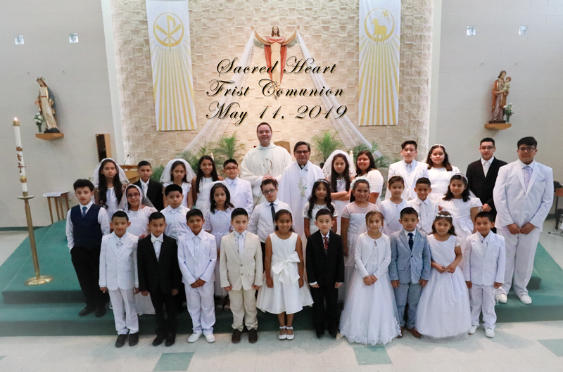Sacred Heart First Comiunion May 11 2019 by juancarlos of Entertainment Photos and epoof