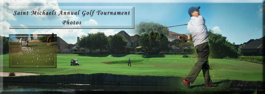 Saint Michaels annual golf tornament photos by juan carlos of Entertainment Photos at epoof