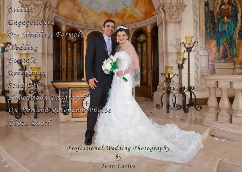 Wedding Photography by Juan Carlos of Entertainmentphotos by epoof
